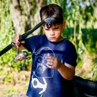 Gyermek horgásztábor - 2021._10